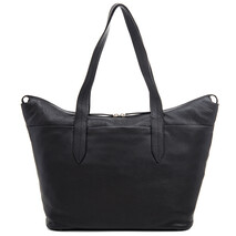 2218 Bergamo Shopper in Black